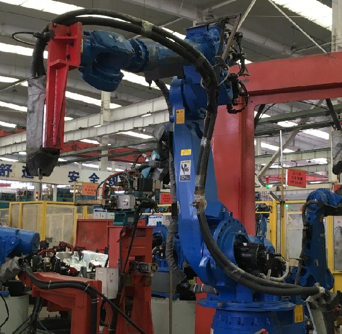 自动螺柱焊枪
